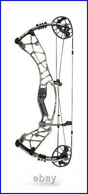 Hoyt Axius Alpha RH 28-30 50-60lb Optifade Elevated IIRiser & Limbs New Other