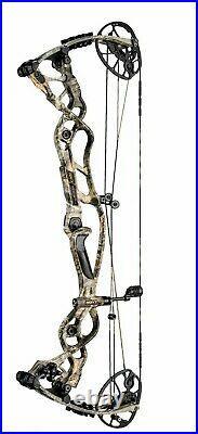 Hoyt Carbon REDWRX RX-1 RH 55-65 lbs 27- 30 Ridge Reaper New