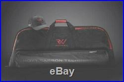 Hoyt Carbon REDWRX RX-3 Turbo RH 50-60 lbs 26-28 Blackout New