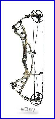 Hoyt Carbon RX-3 RH 50-60 lbs 27- 30 Optifade Elevated II New