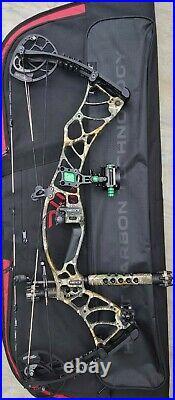 Hoyt Helix Turbo 70lbs
