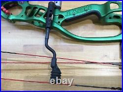 Hoyt Podium X Compound Bow 37 R/H 40 50 Lbs