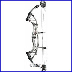 Hoyt Prevail FX Matt Silver Right Handed 50-60 lbs Compound Bow