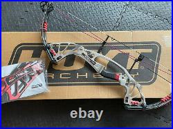 Hoyt Prevail Fx Famous Jumping Bow Picture R/H 40-50lbs 23-25 SVX