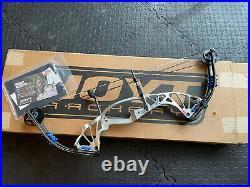 Hoyt Prevail Silver R/H 40-50lbs 23.5-25.5 X3