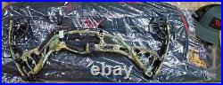 Hoyt REDWRK RX-4 ZTR HL RH 70lb 27in EDGE