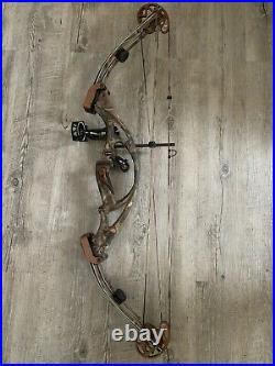 Hoyt UltraMag Camo compound bow, 60-70lb, right hand