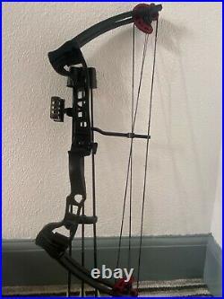 Junior Compound Bow Barnett Archery, Vortex Lite 40lbs 3 arrows, USED