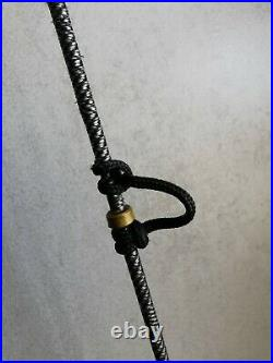 Kinetic Compound Bow 35-50lb complete kit, Spot Hogg rest, Mybo scope, case