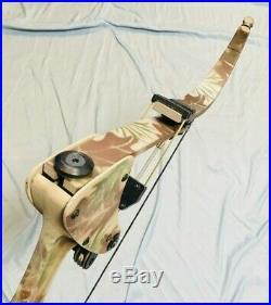 Left Oneida Eagle Tom Cat T3 Eagle Bow X80 20-25-45 lb 25-30 draw Excellent