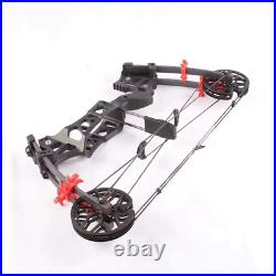 M109E New Compound Bow Set 30-60lbs Archery Sports Outdoor Hunting Bow & Arrow