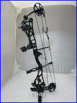 Martin Archery Inferno 33 Bow RTH Package -RH Black 60lbs Smoke Cams