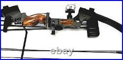 Martin CHEETAH RH 50lbs. Compound Bow