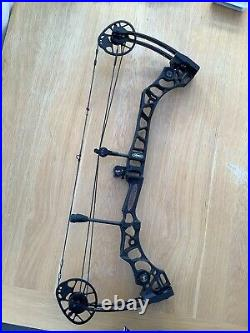 Mathews Avail L/H Compound Bow Draw Length 24.5. 30-40lb