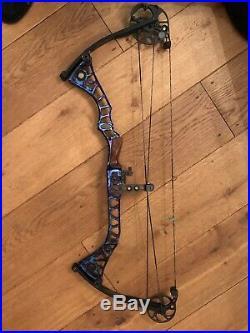 Mathews Drenalin LD compound bow 50/60 Lbs, 29 Inch Draw