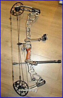 Mathews Halon 32 6 Bow Lh 29.5 70lb Loaded