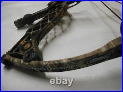 Mathews SoloCam Z7 Lost Camo Compound Bow Package! RH 27 50-60lb