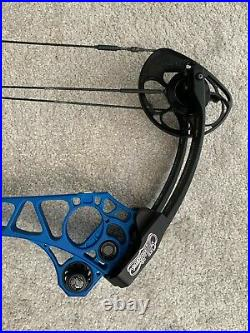 Mathews TRX40 60lb 29 Blue