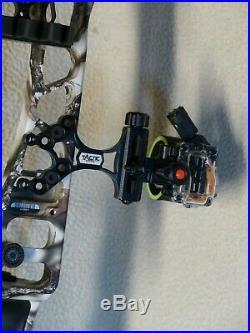 Mathews Triax XD Lost Camo Complete Setup 60 lb, 24.5-30.5 draw length