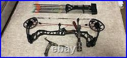 Mathews Triax compound bow 70 Lb 27.5 or 29Draw your choice