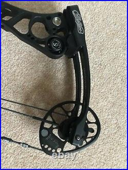 Matthew TRX 38 Compound Bow 50-60 lb Right Hand 29.5 Inches