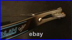 Merlin Legend LR 60 lbs Bronzed /Carbon RH