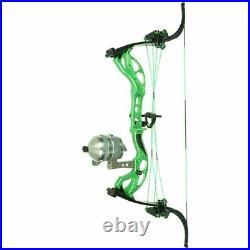 Muzzy Bowfishing LV-X Bowfishing Kit 25-50 Lbs 26-29 Right Hand