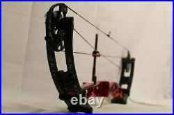 Mybo Archery Origin Compound Bow Red Right Handed 55 # lbs Draw Weight