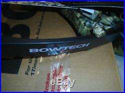 @NEW@ Bowtech Carbon Icon Camo Compound Bow! LH 60-70lb. 29 (26.5-30.5)