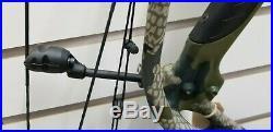 NEW Hoyt Carbon RX-3, RH, #3 Cam, 27-30in DL, 60-70lb DW, 80% Let-off