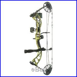 @NEW@ PSE Uprising Youth Camo Compound Bow Package! RH 14-30 15-70lb