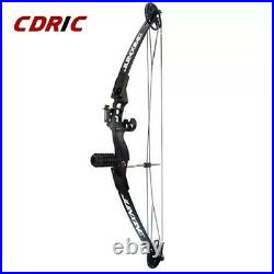New Adjustable 30-40 Lbs. Compound Bow Archery Shooting Target Hunting Practice