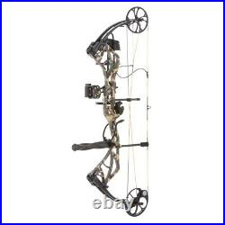New Bear Archery Species Rth Bow Package, Fred Bear Camo, 70lb, Lefthand