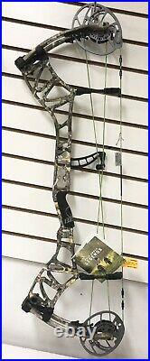 New Bear Archery Status Eko Bow, Realtree Edge Camo, 70lb, Righthand