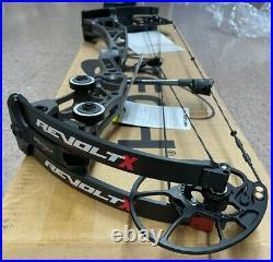 New Bowtech Revolt X Compound Bow 70LB 26-31 R/H