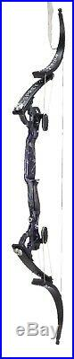 New Oneida Eagle Osprey RH Purple Deadfin Medium 26.5 29 Draw 30-50lbs