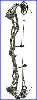 New Precision Shooting Equipment Evoke 35 Left Hand Kuiu Verde 29In. / 65lbs