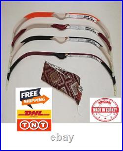 Okcubaba Premium Traditional Turkish Bow Beginner Training Bow 20-25 Lbs Polycar