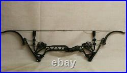 Oneida Eagle Bow Archery Phoenix Compound LH DW 50-70lb DL 25.5-27.5 Black