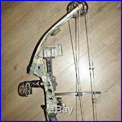 PARKER EXTREME ULTRA LITE 31 BOW 28 60LBS right hand FULLY LOADED
