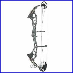 PSE Archery BOW Stinger Max in 7 Colors 55 Lbs LH Charcoal Open Box