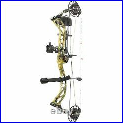 PSE Archery Brute NXT RTS Compound Bow Package 55 Lbs or 70 Lbs