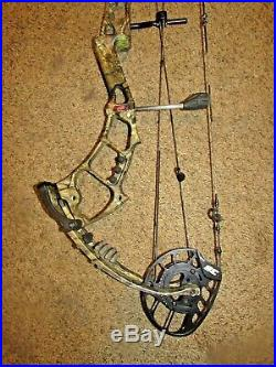 PSE BOW MADNESS UNLEASHED BOW RH 25-301/2 70lbs