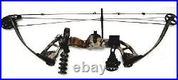 PSE Baby G-FORCE RH 50lbs. Compound Bow