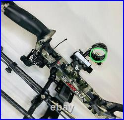 PSE EVO NXT 33 60-70LB Right Hand Kuiu Verde Bow Package New Ships Free US