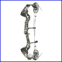 PSE Evole 28 Compound Bow Kriptic Higlander EC 29 In 70 Lbs Right Hand