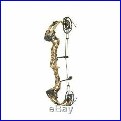 PSE Evolve 28 EC Compound Bow Country Camo 29 In 70 Lbs Right Hand