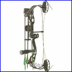 PSE Mini Burner RTS Compound Bow Package For Youth RH/LH