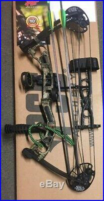 PSE Mini Burner Rts Package Mossy Oak Country 14/40 Lbs. R/H