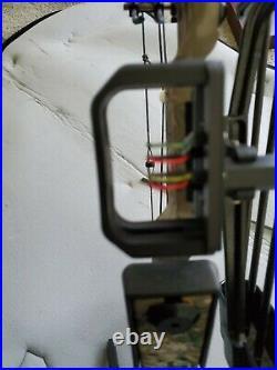 PSE Nova compound bow right hand 70lb